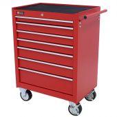 Servante d'atelier à 7 tiroirs rouge - George Tools