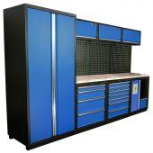 Mobilier d'atelier Halifax Nextgen Bleu - Kraftmeister