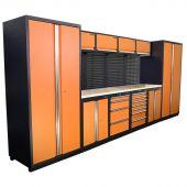 Mobilier d'atelier Winnipeg Nextgen Orange - Kraftmeister