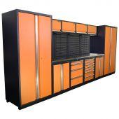 Mobilier d'atelier Winnipeg Inox  Nextgen Orange - Kraftmeister