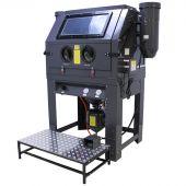 Cabine de sablage à pression professionelle 990L - Kraftmeister