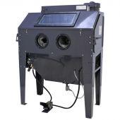 Cabine de sablage professionnelle de 420L – Kraftmeister