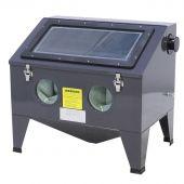 Cabine de sablage modèle de table 190L – George Tools