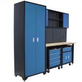 Mobilier d'atelier Maine bleu - George Tools