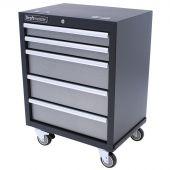 Servante d'atelier à 5 tiroirs Standard gris - Kraftmeister