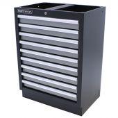 Armoire de rangement à 9 tiroirs – Kraftmeister