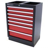 Armoire de rangement Redline à 7 tiroirs – Kraftmeister