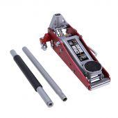 Cric hydraulique 1.5 tonnes aluminium - George Tools