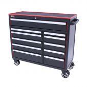 Servante mobile  Blackline 44 Premium  à 11  tiroirs - George Tools