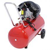 George Tools compresseur  100 litre - Haute capacité