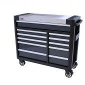 Servante mobile d 'atelier remplie Greyline 44 Premium  154pcs - George Tools